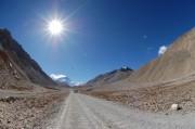 Lhasa to Kathmandu Overland