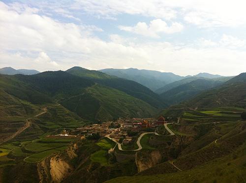 Jimpa Travels organized this trek to Wendo on the Amdo Grasslands in Tibet