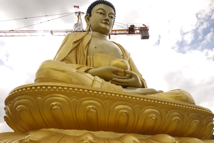 Nangchen cultural tour visited the ancient town of Nangchen by Gesar Tours