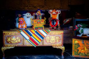 Dropenling Handicraft Centre sells these products made by Tibetan artisans