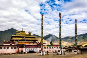 Samye Monastery with i-Tibet Travel