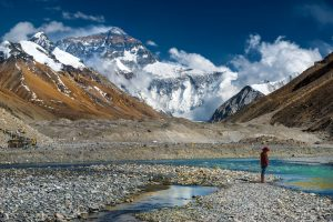Everest basecamp tour with i-tibet travel